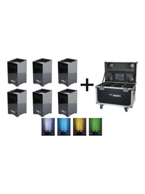 Boite noire à LED sur batterie